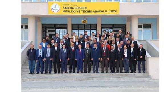 Uçak Bakım Alanı Bilgilendirme Toplantısı Eskişehir'de Gerçekleştirildi