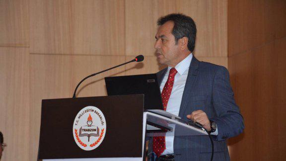 Mesleki ve Teknik Eğitim Sektör İşbirliği Toplantısı Trabzon da gerçekleştirildi