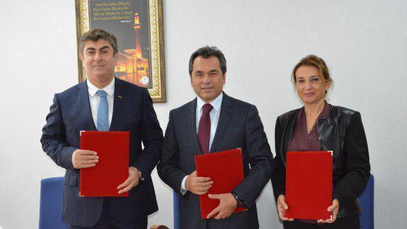 Genel Müdürlüğümüz ile İstanbul Gedik Üniversitesi arasında iş birliği protokolü