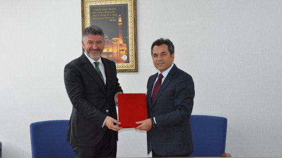Genel Müdürlüğümüz ile Tezmaksan arasında iş birliği protokolü imzalandı