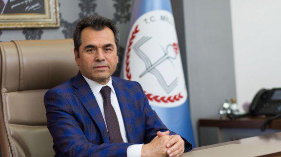 Genel Müdürümüz Sayın Osman Nuri GÜLAY´ın Kurban Bayramı Mesajı