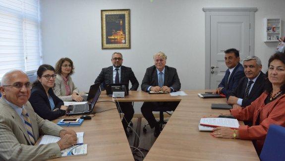 Sağlık Bakanlığı ile Sağlık Hizmetleri Alanında Yapılan Beceri Eğitimlerini Değerlendirme Toplantısı Yapıldı
