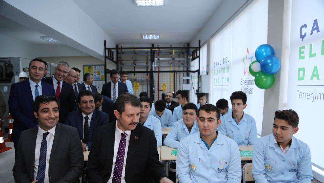 Enerjinin Yıldızları Projesi Sivas' la başladı